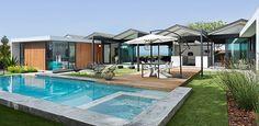 Henbest-Birkett House, Rancho Palos Verdes, California - Presented by Crosby Doe Associates