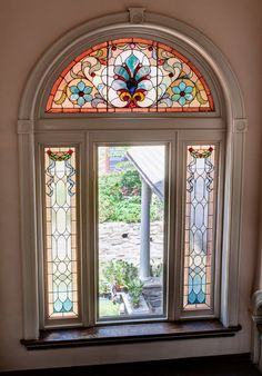 I'm not one for stained glass windows but I'm down with this