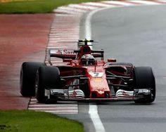 Blog Esportivo do Suíço:  Raikkonen responde e faz melhor tempo do dia no Canadá; Massa é 6º