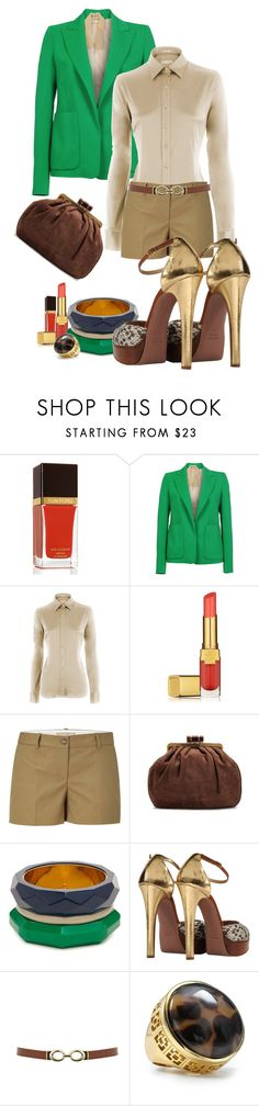 """""""IT'S ALL ABOUT TASTE."""" by paint-it-black ❤ liked on Polyvore featuring Tom Ford, N°21, Friedman, Estée Lauder, Michael Kors, Miu Miu, Kate Spade, Vionnet, Warehouse and Trina Turk"""