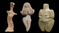 Three more goddesses dancing