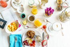 Breakfast @ Hotel Paradies #Ftan
