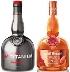 GM Titanium and Grand Marnier Raspberry Peach