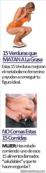 ¡SÍ! Todo esto es 100% REAL. Cada día, mujeres logran eliminar grasa utilizando las técnicas de potenciamiento de su metabolismo femenino explicadas dentro del Sistema Venus.