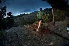 Night Running - Running at night isn't as scary as you'd think