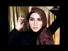 "HIJAB TUTORIAL #15 - Fall/Winter 2013 ""Pyramid Gear"" - YouTube"
