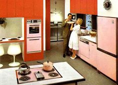 1960s Kitchen how we've grown to love our kitchens (so much so they've doubled