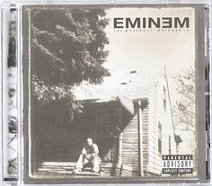 The Marshall Mathers LP ~ Eminem,