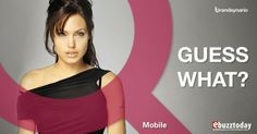 Angelina Jolie to appear in Next Qmobile's advertisemets