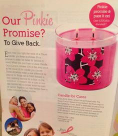 October is breast cancer awareness month #goldcanyon has partnered up w/breast cancer research foundation. unfortunately we have either lost a loved one to this, or know someone that has. Donate to a great cause, and have a yummy smell in your home. #goldcanyon #goldcanyoncandles #goldcanyoncandlesforcures www.stacisweetsmells.mygc.com Gold Canyon Candles, Losing A Loved One, Giving Back, Breast Cancer Awareness, Candle Jars, Wicked, Foundation, October, Lost
