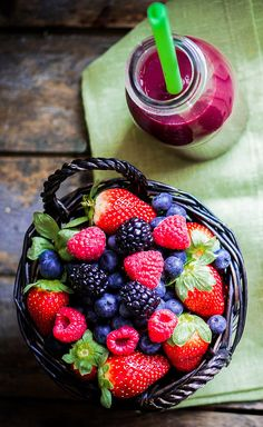 7 Days of Fast and Easy Smoothie Recipes