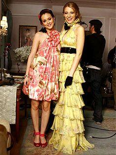 gossip girl dress