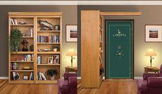 diy folding bookshelf - Google Search