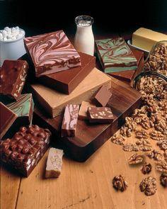 Best fudge ever!!!!!!  Scotch Bonnet Fudge  North Carolina