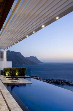 house in Clifton, Capetown, South Africa, by SAOTA