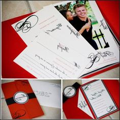 diy wedding invatations | Diy Wedding Invitations Planner Wedding Get More Ideas About