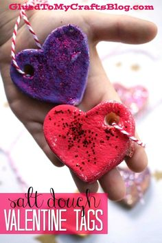 Salt Dough Valentine