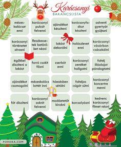 Advent, December, Presents, Challenges, I'm Fine, Bullet Journal, Illustration, Christmas, Design