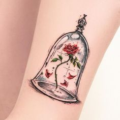 I like this but there is a bit too much going on for me. I feel as though simple is better and that the simplicity of this tattoo could express more and gain more feeling rather than the crowded