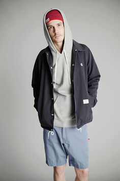 """BEDWIN & THE HEARTBREAKERS 2012 Spring/Summer """"My Smile Is A Rifle"""" Lookbook."""