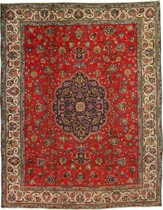 9' 10 x 12' 8 Tabriz Rug  on  Daily Rug Deals