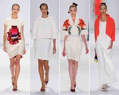 awesome Carolina Herrera Spring/Summer 2015 Collection – New York Fashion Week