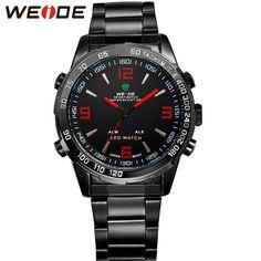 $33.59 (Buy here: https://alitems.com/g/1e8d114494ebda23ff8b16525dc3e8/?i=5&ulp=https%3A%2F%2Fwww.aliexpress.com%2Fitem%2FWEIDE-Luxury-Brand-Business-Watches-Men-Watch-Quartz-LED-Analog-Digital-Full-Stainless-Steel-30m-Waterproof%2F32614405134.html ) WEIDE Luxury Brand Business Watches Men Watch Quartz LED Analog Digital Full Stainless Steel 30m Waterproof Business Wristwatch for just $33.59