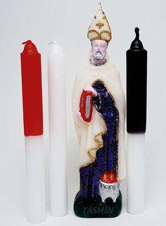 Ritual a San Cipriano, contra energías negativas, hechizos y brujerias.