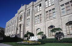 Xavier University entrance