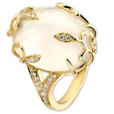 Frederic Sage Mother of Pearl Ring