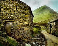 Lake District, England. Beautiful.