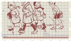 Le temps n'est pas toujours clément pour nos petits, tel une feuille, le vent pourrait les emporter comme de fragiles trésors sans leur ténacité bienfaisante. Fichier en PDF Fichiers en JPG Vue globale Le haut Le bas Chanson d'automne Les sanglots longs...