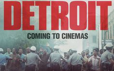 Download wallpapers Detroit, 2017, 4k, New movies, poster, Crime, Drama