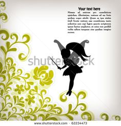 http://www.shutterstock.com/pic-62234473/stock-vector-floral-background-with-little-fairy-magic-concept.html