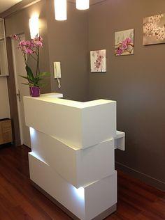 #elzap #meblebiurowe #meble #furniture #poland #warsaw #krakow #katowice #office #design #officedesign #officefurniture #reception #waitingroom #counter #white #receptiondesk #flowers #lamps #details  www.elzap.eu www.meble-metalowe.com www.krzesla.krakow.pl
