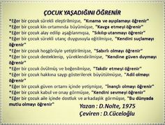 Doğan Cüceloğlu Effective Learning, Kindergarten Activities, Meaningful Quotes, Kids Education, Child Development, Embedded Image Permalink, School Projects, Kids And Parenting, Self Help