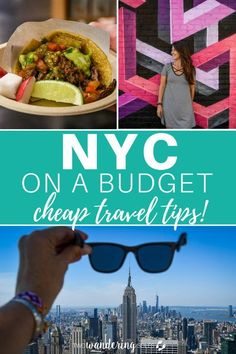 Whether this is your first time visiting New York City or The Big Apple feels like your second home, these tips will help you travel NYC for cheap! Visit New York City, New York City Travel, Travel Usa, Travel Tips, Budget Travel, Work Travel, Travel Destinations, Travel Goals, Travel Hacks