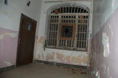 The most dangerous female patients at the asylum didn't have far to go to find someone of the op
