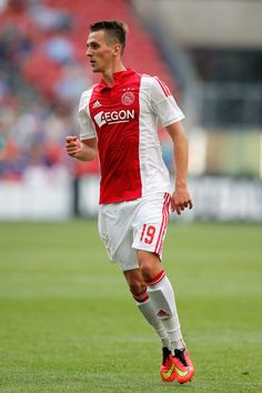 Arkadiusz Milik of AJAX AFC