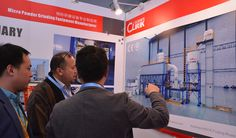 Exhibition  Shanghai Clirik Machinery Co., LTD Should you have any questions, please do not hesitate to contact me. Phone: 0086-21-20236178 008613917147829 E-mail: sales@clirik.com http://www.clirikchina.com  http://www.clirik.com http://www.raymondmill.in http://www.grindingmill.in http://www.raymond-mill.com
