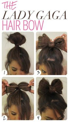 easy hairstyles for school girls step by step - Google Search