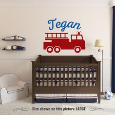 DIY PERSONALISE name /& airplane Removable Wall Decal in 2 colours way