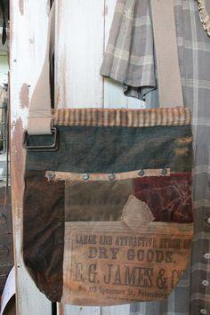 cinnamon creek dry goods | Bag # 859....12 x 13 ~ 48-