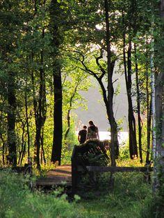 Midsummer in Mazury, Poland