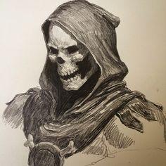 """""""Skeletor - daverapoza.com"""""""