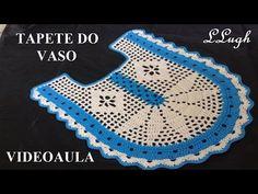 Porta papel higiênico (Jogo de banheiro Harmonia) #LuizadeLugh - YouTube