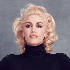 "dailyactress: "" Gwen Stefani by Jamie Nelson """