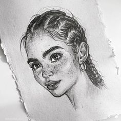 art sketches Hey yesterday was new video day! If you want to watch me make this bitch the link is in my bio! Pencil Art Drawings, Art Drawings Sketches, Cute Drawings, Portrait Sketches, Arte Sketchbook, Drawing People, People Drawings, Person Drawing, Sketches Of People