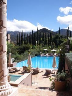 Away from the scorching heat of Marrakech, the Atlas Mountains are the perfect place for a relaxing indulgent break. Recreate this indulgence at home with the help of Maroque http://www.maroque.co.uk/catalog.aspx