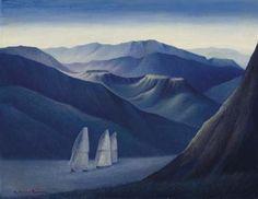 Three Figures - Carlos Orozco Romero (1963)
